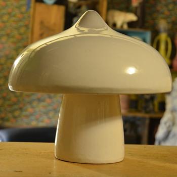 Ceramic Garden Mushroom - Another Mushroom Mystery! - Pottery