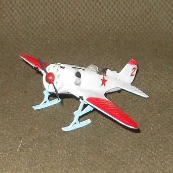 Bachmann Mini-Planes Polikarpov I-16 1970s - Toys