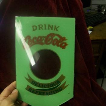 Wierd Coke thing, I think it's fake - Coca-Cola