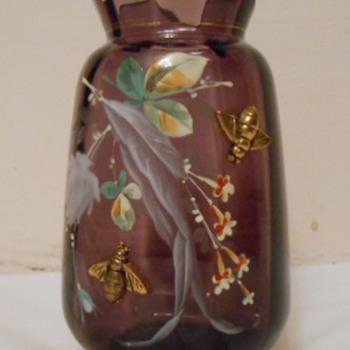Moser???   - Art Glass