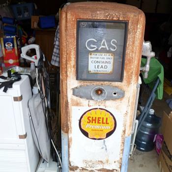 Neptune L1 Gas Pump - Petroliana