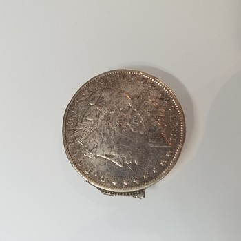 My dad just gave me a coin. I know nothing about coins, figured this community could give me some feedback. - US Coins