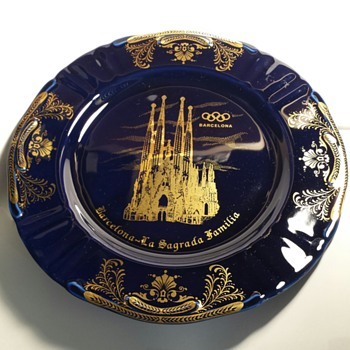 Olympic souvenir - China and Dinnerware