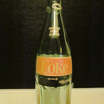 Old Coca-Cola Bottle (Need Info Please!)
