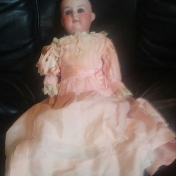 Antique Doll Finds - Dolls