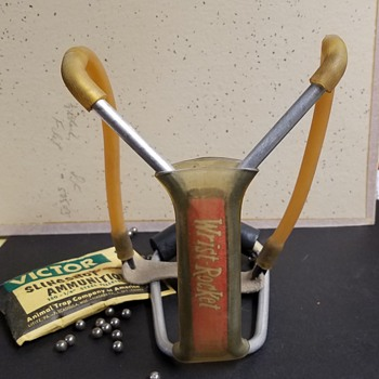 The Original Wrist-Rocket and Victor Slingshot Ammo - Sporting Goods