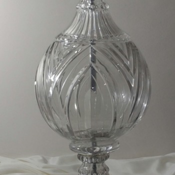 Timeless Crystal Lamp - Lamps