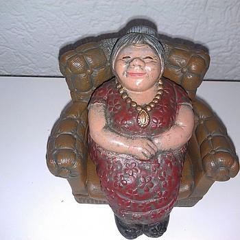 Parastone Grandma Limited Edition 1987 - Figurines