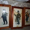 Bernhardt Wall:  Three posters signed by Bernhardt Wall