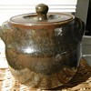 Friars stoneware pot