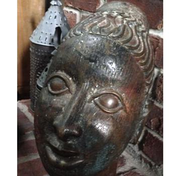 Bronze Head - Fine Art