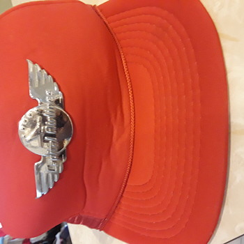 Red Capital Airlines Hat - Hats