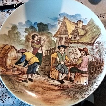 Plate - Pottery