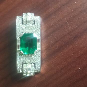 mystery brooch - Fine Jewelry