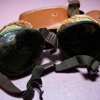 Antique aviator? Help identify