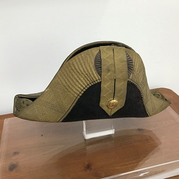 Can anyone identify this hat?  It belonged to my great great uncle Sandor who lived in Budapest in the 1880s.  - Military and Wartime