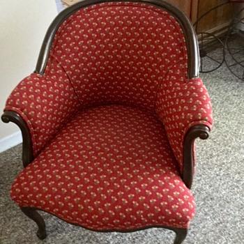 Fancy chair