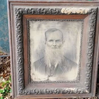 Portraits from Late 1800's? Found in Perryopolis/Whitsett, Pa Area - Fine Art