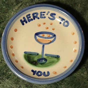 Here's to You! - M. A. Hadley - Pottery