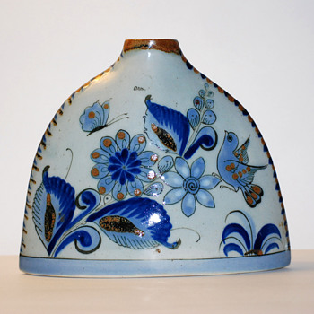 Ken Edwards El Palomar Vase - Pottery