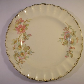 """Limoges Small 8"""" Plate - China and Dinnerware"""