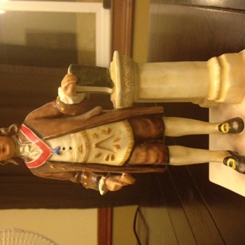 Ben Franklin..... on the internet!!! - Pottery