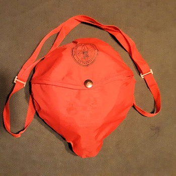 Saturday Evening Scout Post Mess Kit With Red Cover 1970s - Sporting Goods