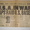 1941 Ottawa, Ks. newspaper