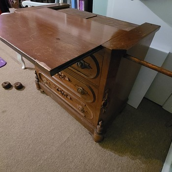 Looking for information on this piece - Furniture