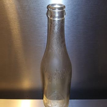 FIVE POINTS SODA BOTTLE - Bottles