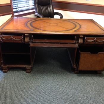Stunning Partners Desk