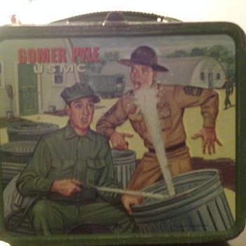 1966 Gomer Pyle Lunchbox - Kitchen