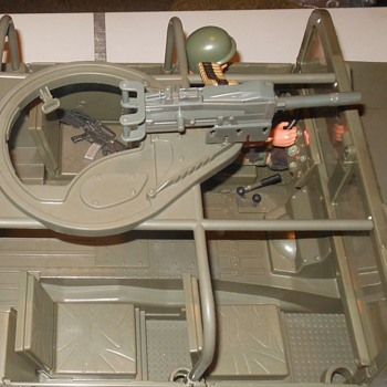 GI Joe Humvee Armament Carrier 2003 Part 2 - Toys