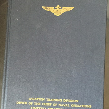 Basketball Aviation training division book.