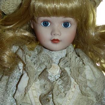 Porcelain Doll - Dolls