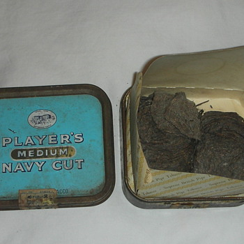 tobacco tins, british - Tobacciana