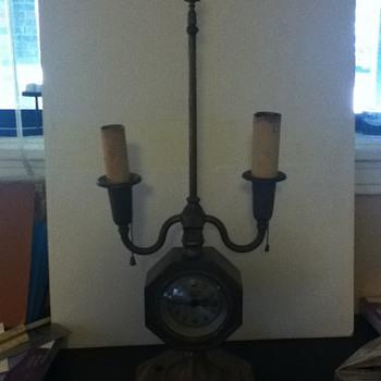Miller Udezine Clock Lamp - Lamps