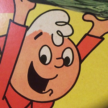 Mc in 1963  - Advertising