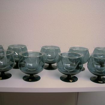 Gullaskruf - Art Glass