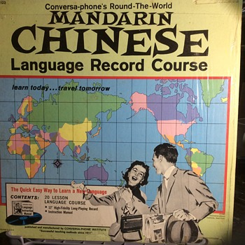 """Niihau ,, learn to speak Chinese in """"Record Time"""" - Records"""