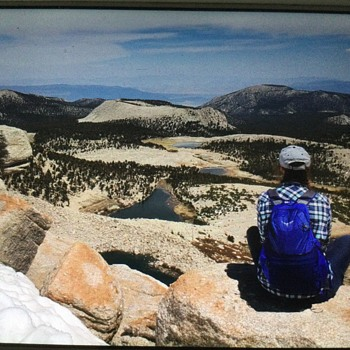 ON TOP OF THE WORLD..or 14,000 elevation! - Photographs