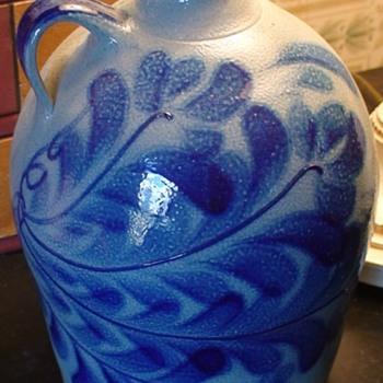 Eldreth Pottery Jug Circa 2003 - Pottery