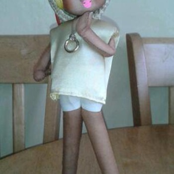 1960s Bradley Doll :) - Dolls