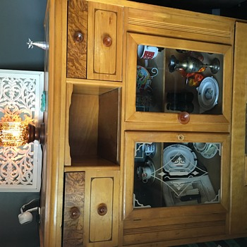 Cabinet mystery