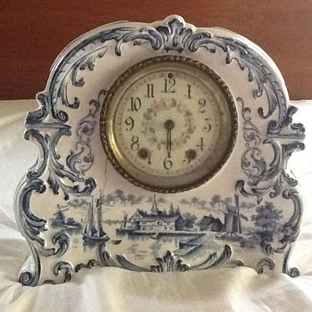 Great grandmother clock