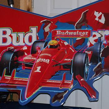 91 Budweiser Indycar