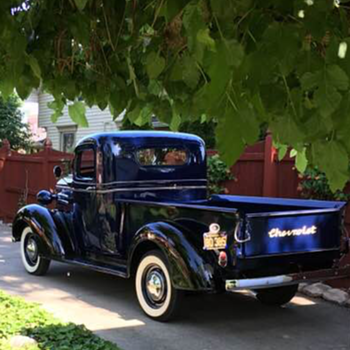 Memorial Day...weekend 2018. Photos of my 1937 Chevrolet pickup truck. - Classic Cars