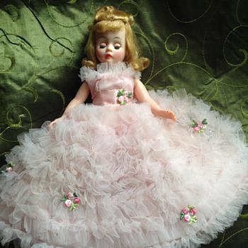 Madame Alexander Doll 1950's?
