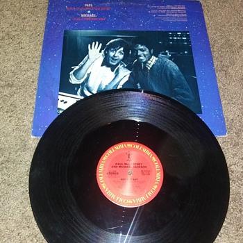 """12"""" VINYL DISC....#25 - Music Memorabilia"""
