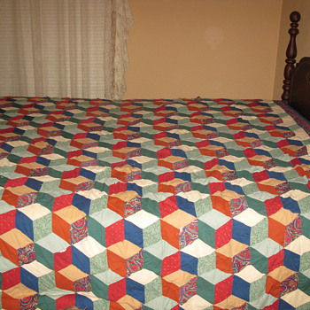 One Old Quilt